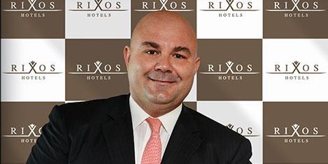 Buğra Berberoğlu, Rixos CEO'su