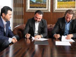 Türk firması dünyaya açılıyor, anlaşma imzalandı...