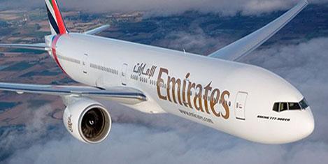 Emirates'in cirosu 12.9 milyar dolar