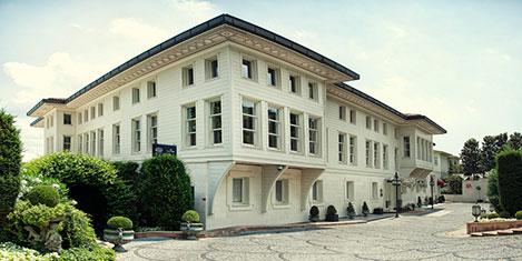 En güzel otel Les Ottomans