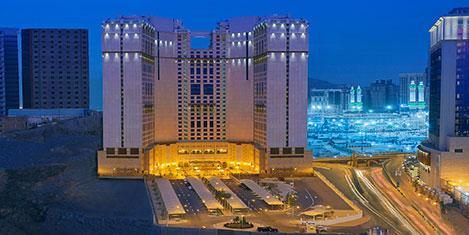 Anjum Hotel, Mekke'de açıldı
