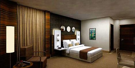 Mutluhan, otel ile turizmde
