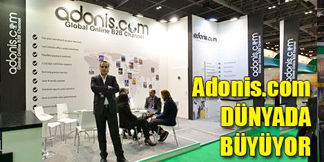 Adonis.com'da hedef zirve