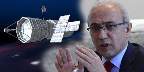 Uzaya 'Made in Turkey' damgası