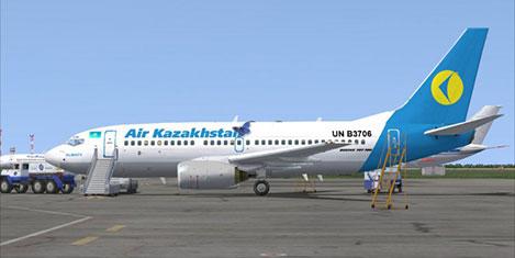 Air Kazakhstan işletmeci arıyor