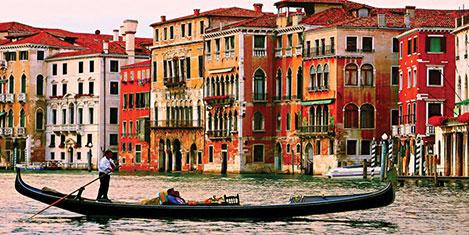 Büyük İtalya turu fırsatı