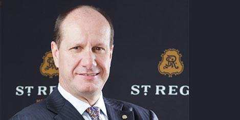 St. Regis Istanbul'a Genel Müdür