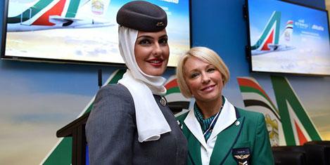 Etihad'in Alitalia ortaklığı onaylandı