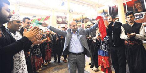 Diyarbakır İstanbulluyla buluştu