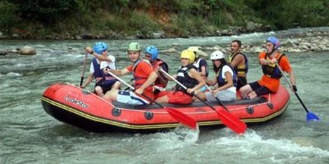 Bursa'da kırsal turizm