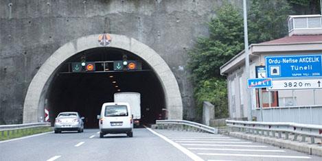 Tüneller 12 yılda dört kat arttı