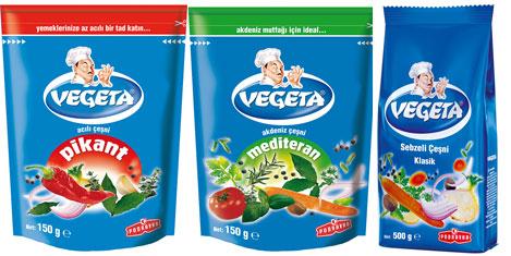 Demak Gıda, Vegeta ile Sirha'da