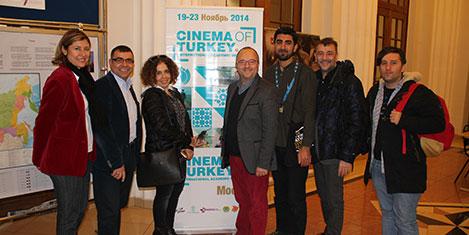 Türkiye sineması dünyada
