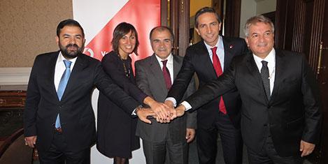 TÜROFED Vodafone işbirliği