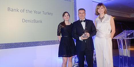DenizBank,'Yılın Bankası'