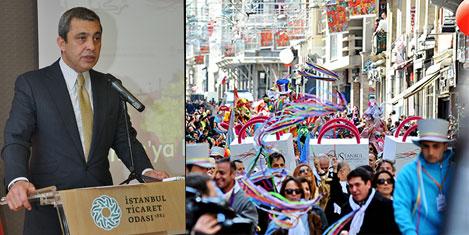 """İstanbul Shopping Fest""""e hazırlık"""