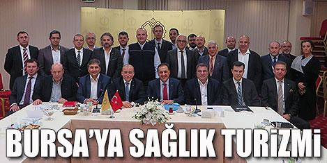 Emin Çakmak: Bursa'ya el atacağız