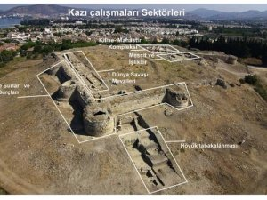 Kuşadası antik Kadıkalesi ziyarete açılacak