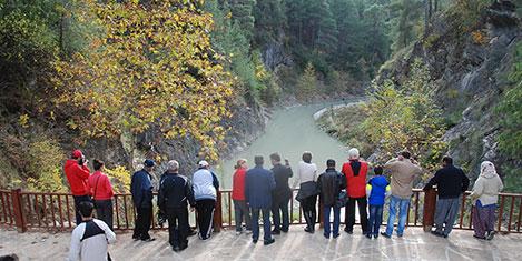 Karaisalı eko turizmi hedefledi