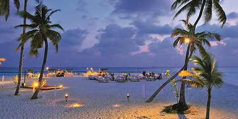 Yeni yıla Maldivler'de girin