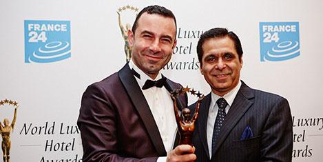 Ottoman Hotel Park'a Avrupa ödülü