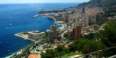 Monako'da Bahar Festivali