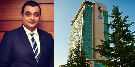 Radisson Blu, Kayseri'ye renk kattı