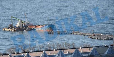 Ataköy sahili AVM için dolduruluyor