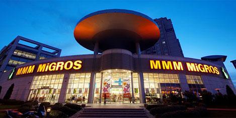 Migros'a Anadolu Endüstri ortak