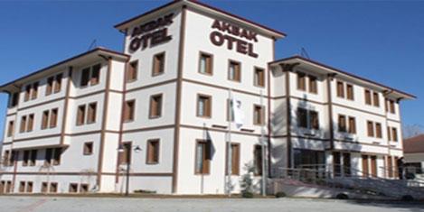 Türkiye'nin tuz oteli Çankırı'da açıldı