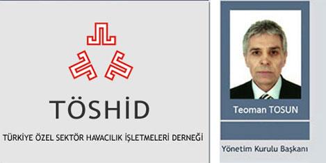 TÖSHİD Başkanı Teoman Tosun