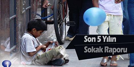 Sokak çocukları çıkmaz sokakta