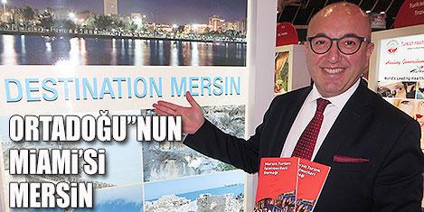 Mersin turizmin yeni yıldızı