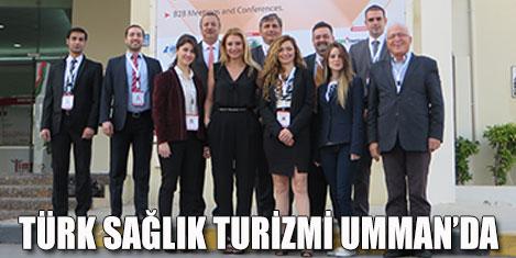 Türkiye'nin sağlık turizmi Maskat'ta