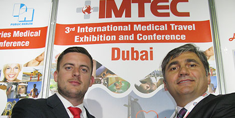 Dubai IMTEC Fuarı için anlaşma