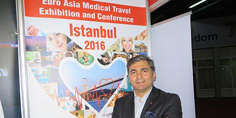 Dünya sağlık turizmcileri İstanbul'da