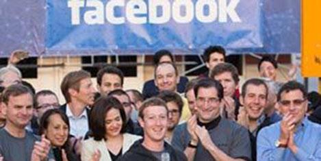 Facebook'ta çalışanların maaşı
