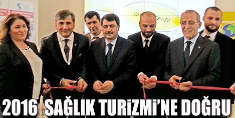 İstanbul Healthex 2016 tanıtılıyor