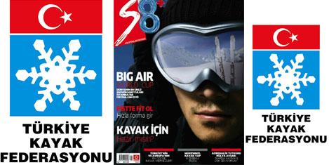 """Kış sporları dergisi """"S8+"""""""