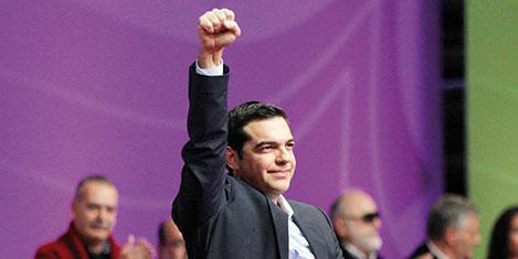 Yunanistan seçimleri dünyayı şaşırttı