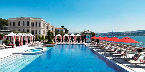 Four Seasons Bosphorus, yılın oteli