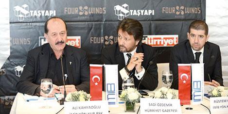 Türk taşını dünyaya tanıtacaklar