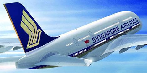 Singapur Havayolu'nda 1 Eroluk fırsat