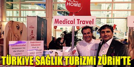 Türkiye sağlık turizmi Zürih'te