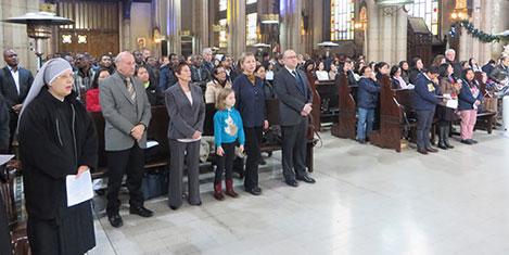 Tarsuslu St.Paul İstanbul'da anıldı