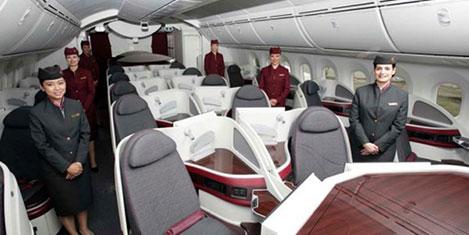Yılın En İyi Havayolu Qatar Airways,