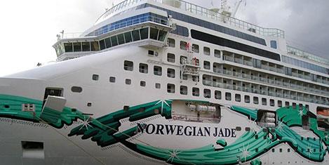 Gemi turizmine yağmur engeli