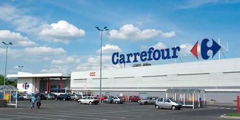 Carrefoursa milyonlara satıldı