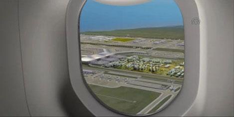 3. Havalimanı animasyon filmi