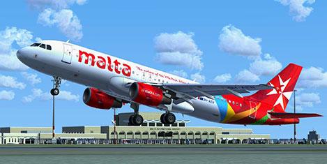 Air Malta uçmaya başlıyor